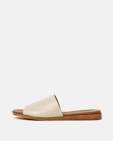 Krémové papuče OJJU