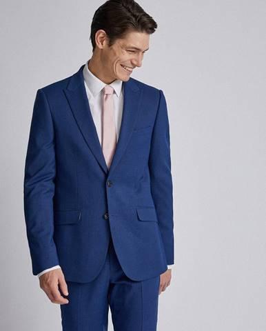 Modrý oblek Burton Menswear London