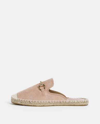 Ružové papuče Dorothy Perkins