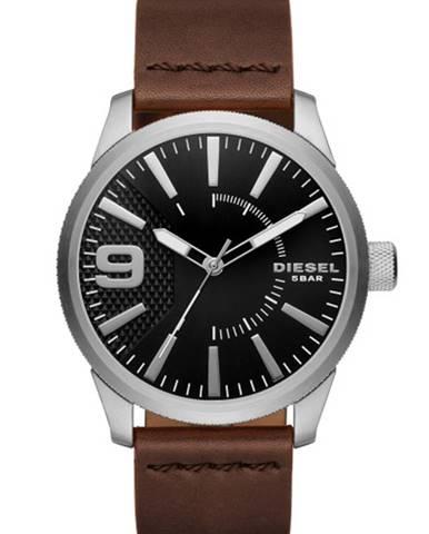 Hnedé hodinky Diesel