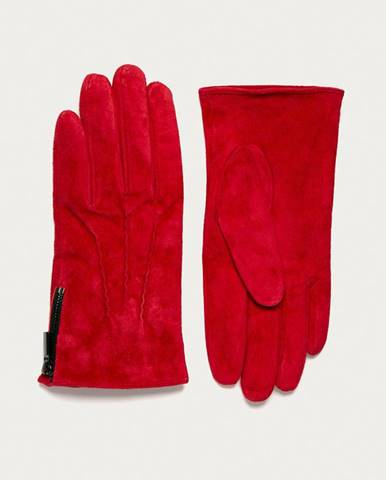 Červené rukavice MEDICINE