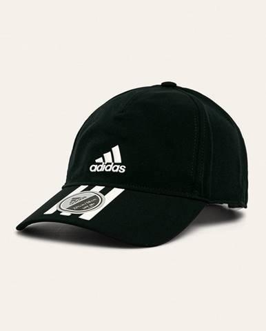 Čierna čiapka adidas Performance