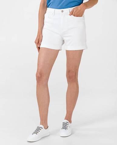 Biele šortky Tommy Hilfiger