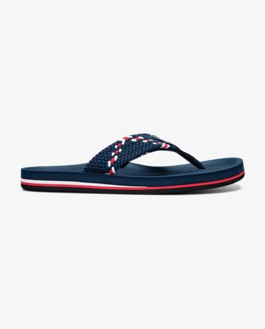 Modré sandále Gant