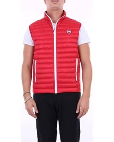 Červený sveter Colmar
