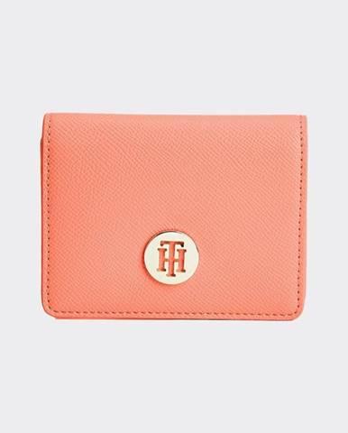Marhuľová peňaženka Tommy Hilfiger