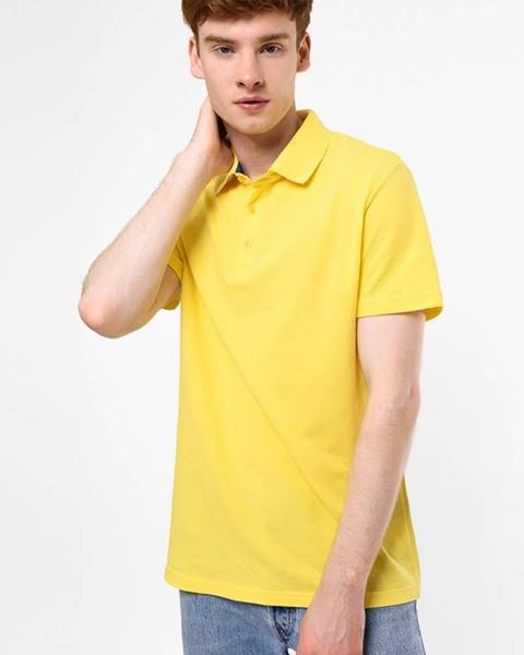 Žlté tričko Mark Formelle