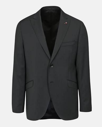 Tmavosivý oblek Good Son
