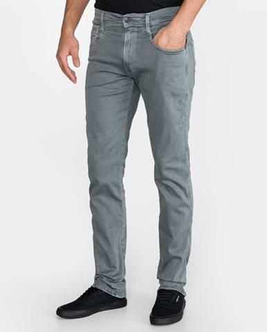 Sivé nohavice Replay
