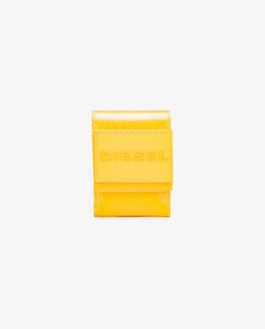Žltá peňaženka Diesel