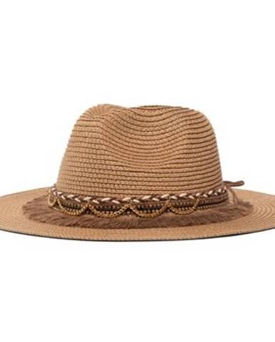Béžový klobúk ACCCESSORIES