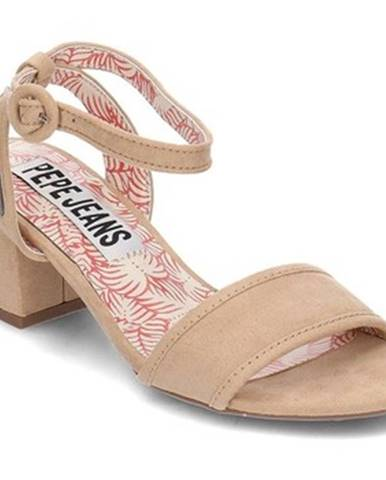 Sandále, žabky Pepe jeans