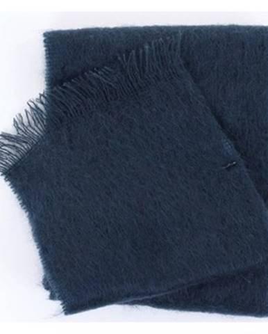 Modrý šál Doppiaa
