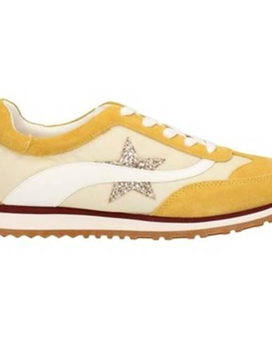 Žlté tenisky Emanuélle Vee