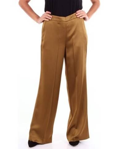 Zelené nohavice Maliparmi