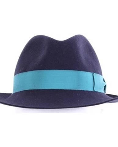 Modrý klobúk Borsalino