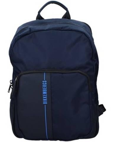 Modrý batoh Bikkembergs