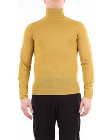 Žltý sveter Daniele Alessandrini