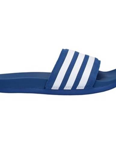 Modré sandále adidas