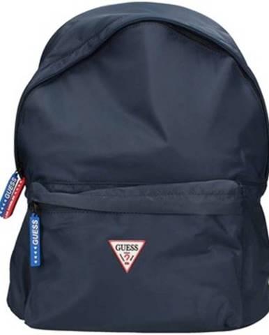 Modrý batoh Guess