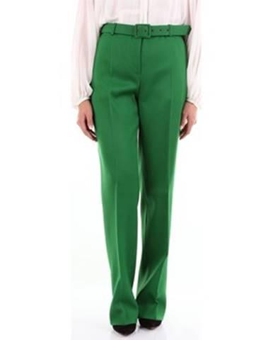 Zelené nohavice Givenchy