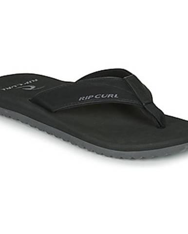 Čierne sandále Rip Curl
