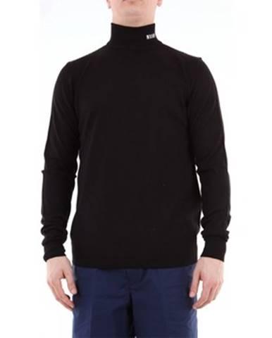 Čierny sveter Msgm