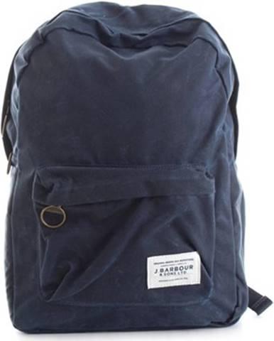 Modrý batoh Barbour