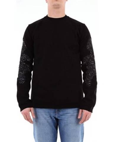 Čierny sveter Comme Des Garcons