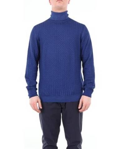 Modrý sveter Tagliatore