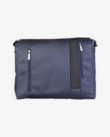 Modrá taška Trussardi Jeans