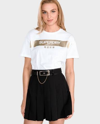 Topy, tričká, tielka Superdry