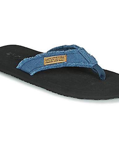 Modré sandále Cool shoe