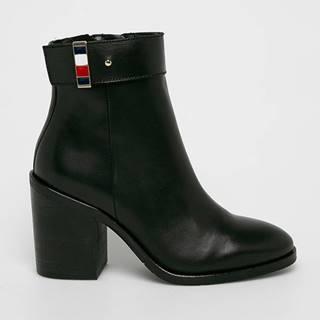 Tommy Hilfiger Tommy Hilfiger - Členkové topánky