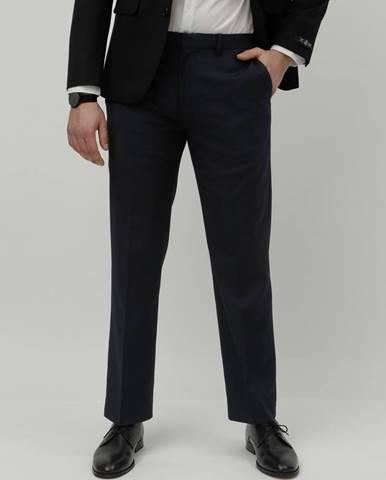 Tmavomodrý oblek Burton Menswear London