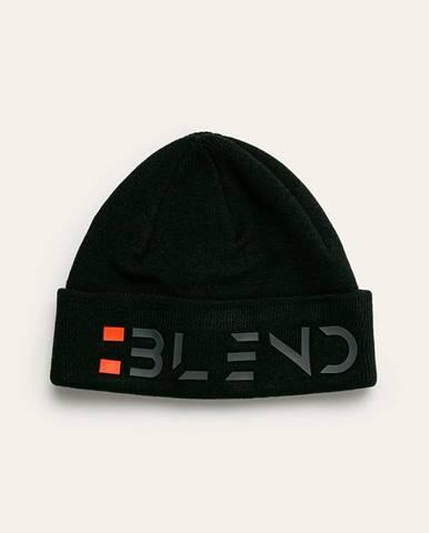 Čierna čiapka Blend