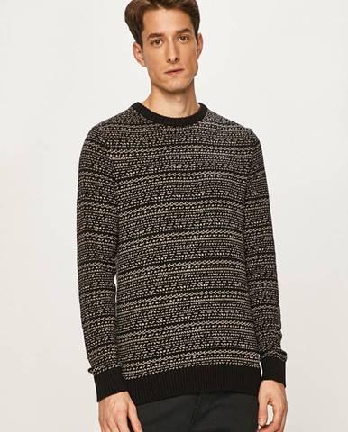 Čierny sveter Jack & Jones
