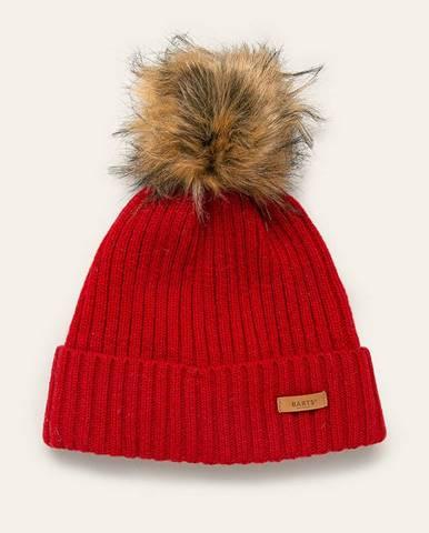 Červená čiapka Barts