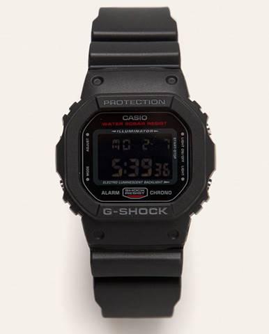 Čierne hodinky Casio