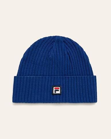 Modrá čiapka Fila