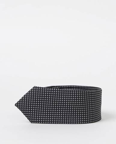Čierna kravata Selected Homme