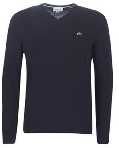 Modrý sveter Lacoste