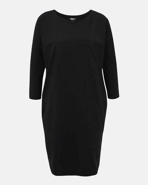 Čierne šaty ZOOT