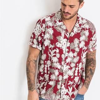 Havajská košeľa, Regular Fit