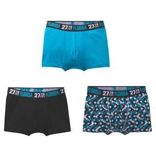 Boxerské šortky (3 ks)
