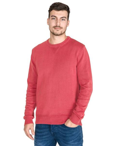 Pepe jeans  Pepe Jeans Jose Sveter Červená