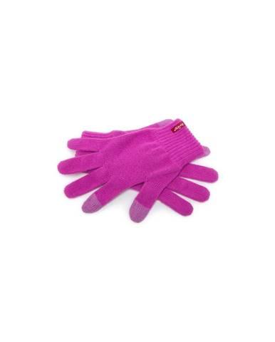 Ružové rukavice Levi's