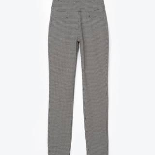Nohavice skinny s potlačou