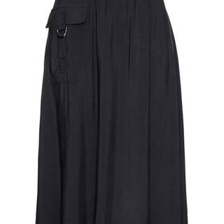 bonprix Viskózová sukňa