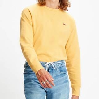 Mikina Levi's® Original Hm Icon Crew Golden Apricot Žltá
